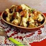 Salatka z ziemniakow z ce...