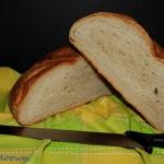 Fiński chleb żytni