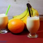 Bananowe smoothie