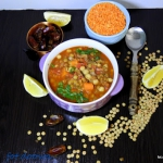 Harira - marokańska zupa