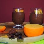 Weganski mus czekoladowy