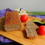 Chleb żytni na dzikich...