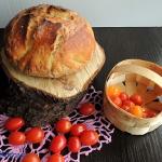 Chleb pszenny z garnka...