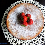 Ciasto z truskawkami...
