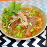 Zupa chińska z pac...