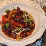 Lobio - gulasz z fasoli