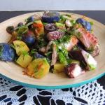Środziemnomorska salatka...