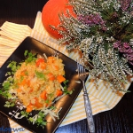 Dyniowe risotto z pieczar...