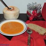 Waniliowa zupa krem z dyn...