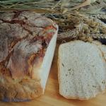 Czosnkowy chleb z garnka...