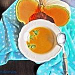 Karaibska zupa z dyni