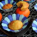 Muffiny pomarańczowo -...