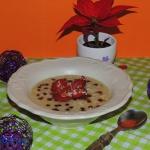 Zupa krem z topinamburu...