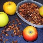 Granola jablkowo -...