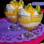 Pucharek z mango