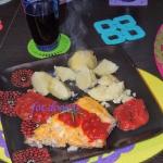 Amur z rozmarynem