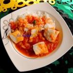 Rybne curry z Bahrajnu