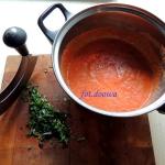 Ostry sos pomidorowy