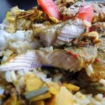 Indyk w sosie curry