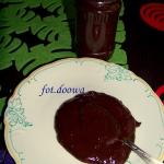 Śliwkowa nutella