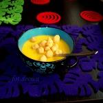 Ostra zupa z dyni