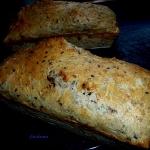 Chleb na zakwasie z rodzy...
