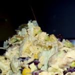Salatka z chinskich zupek...