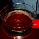 Napoj z truskawek
