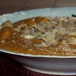 Zupa krem z czerwonej soc...