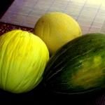 Sałatka z melonów