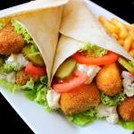 Tortilla z Chrupiaca Ryba...
