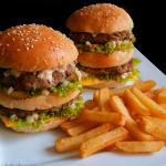 Domowy Big Mac jak z McDo...