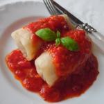 Golabki z Sosem Pomidorow...