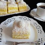 Ciasto  Rafaello  - Najle...