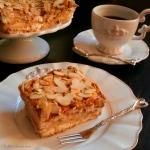 Ciasto  Krówka  - Bez...