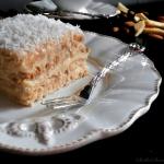 Kokosowe Ciasto  Rafaello...