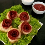 Roze z Ciasta Francuskieg...