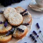 Ciasteczka z Lawendą