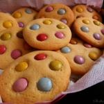 Kolorowe Ciasteczka z...