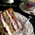 Tort Makowy z Masa Budyni...