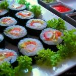Sushi - Futomaki (Futo - ...