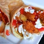 Tortilla - Kebab (z Kurcz...