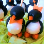 Pingwinki z Mozzarelli i ...