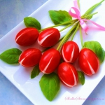 Tulipany z Pomidorkow Kok...