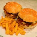 Kurczakburgery McDonald