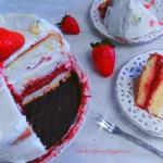 Tort Truskawkowy z Masa �...