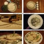 Chlebek /pita wypiekana n...