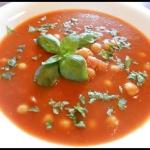 Zupa krem z pomidorów z...