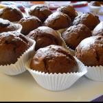 Muffiny z czekolada