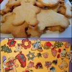 Kruche ciasteczka (dla Ś...